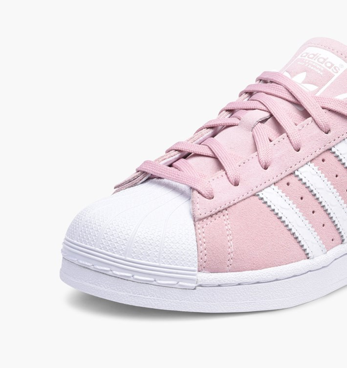 adidas Low-Top ADIDAS SUPERSTAR W PINK pink sneakers 4