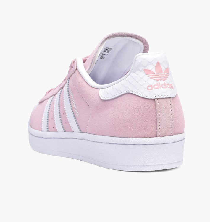 adidas Low-Top ADIDAS SUPERSTAR W PINK pink sneakers 7