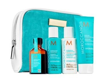 【Moroccanoil】 Hydrating Travel キット