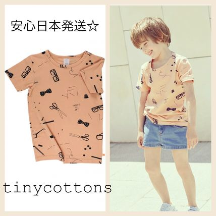 2017SS☆安心日本発送☆tinycottons TAILORS Tシャツ