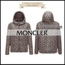【17SS】MONCLER(モンクレール)★ VIVE花柄パーカー