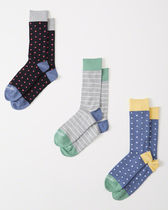 【送料無料】Abercrombie&Fitch(アバクロ)3-PACK CASUAL SOCKS
