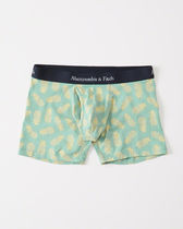 【送料無料】Abercrombie&Fitch(アバクロ)PATTERN BOXER BRIEF