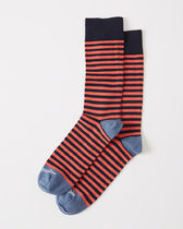 【送料無料】Abercrombie&Fitch(アバクロ)CASUAL SOCKS