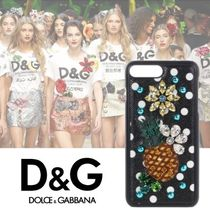 【関税送料込】 Dolce & Gabbana(D&G)iPhone7Plusカバー