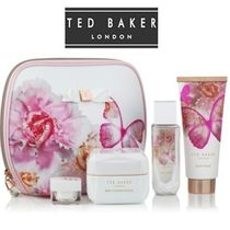 TED BAKER(テッドベイカー ) メイクポーチ 期間限定★TED BAKER★クイーン メイクポーチお買い得5点セット