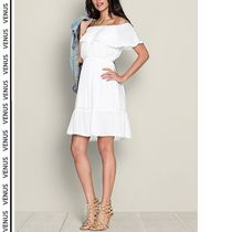 Venus*OFF THE SHOULDER DRESS【US2~US24】