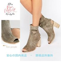 Free People(フリーピープル) ミドルブーツ Free People Golden Road Heel Boot♪
