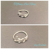 日本未入荷【Tiffany & Co】Paloma Picasso LOVE RING