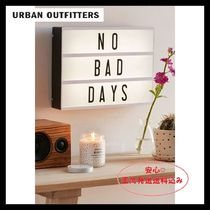 Urban Outfitters(アーバンアウトフィッターズ) 照明 安心国内発送☆Urban Outfitters:Cinema Box LED Light