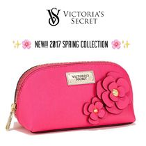 2017 VS 春モデル ★NEW! Small Beauty Bag ★ HOT PINK