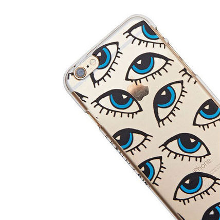 SKINNYDIP iPhone・スマホケース 国内在庫有り【1-3日着】SKINNYDIP iPhone5/5s/SEケース EYES (2)