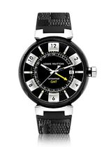 Louis Vuitton (ルイヴィトン) - TAMBOUR GMT(タンブール)