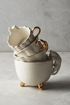 Anthropologie(アンソロポロジー) 調理器具 追跡・補償あり【宅配便配送】Time For Tea Measuring Cups