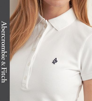 Abercrombie & Fitch ポロシャツ ★即発送★在庫あり★A&F★Iconic Slim Polo★