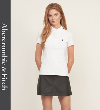 Abercrombie & Fitch ポロシャツ ★即発送★在庫あり★A&F★Iconic Slim Polo★(2)
