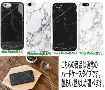 カナダ発★uniqFIND★iPhoneケース クールMarble Black / White