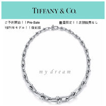 復刻版♪限定【Tiffany】 Hard Wear Graduated Link Necklace