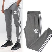 ADIDAS MEN'S ORIGINALS☆CLFN FT TRACK PANTS グレー AY7782