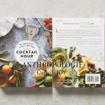 Anthropologie(アンソロポロジー) ファブリックその他 【料理本】The New Cocktail Hour