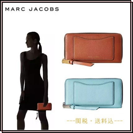 SALE*Marc Jacobs*Recruit Standard ウォレット★関税・送料込★