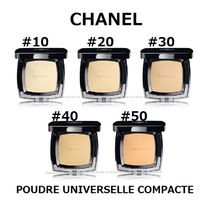 CHANEL *POUDRE UNIVERSELLE COMPACTE*プレストパウダー