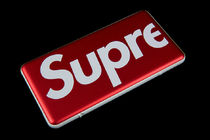 SS17 SUPREME MOPHIE POWERSTATION PLUS MINI RED 送料無料