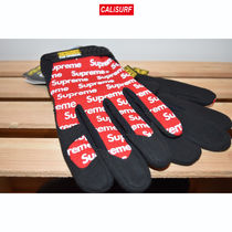 Lサイズ Supreme(シュプリーム)SS17 X Mechanic Glove/RED