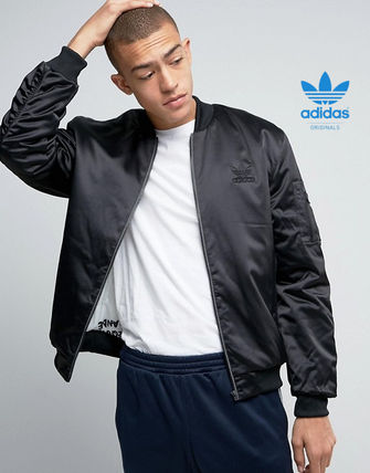 * adidas Originals * New York / bomber jacket/b