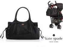 数限定SALE【Kate Spade】Stevie nylon baby bag マザーズバック