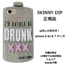 SKINNYDIP IPHONE 6 6S 7 RATHER BE SILICONE CASE 正規品 即納