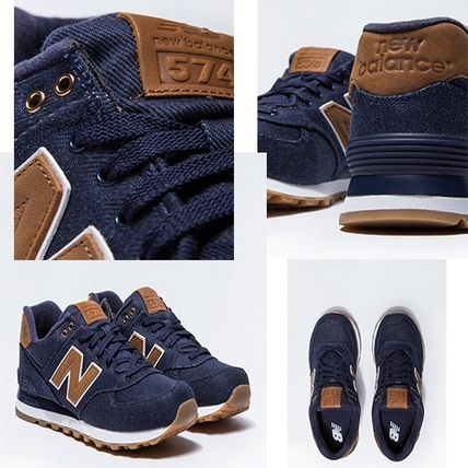 New Balance 574 Denim Canvas