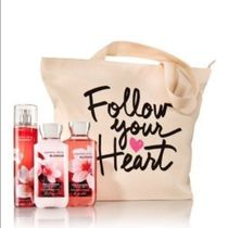 限定品☆Bath&BodyWorks Follow Your Heart♥トートバッグ