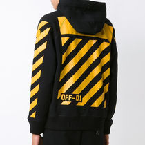 Off-White(オフホワイト) パーカー 【即発】【人気】OFF WHITE ×MONCLER モンクレール コラボ