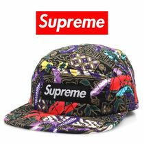 Supreme(シュプリーム) キャップ Supreme - Quilted Paradise Camp Cap