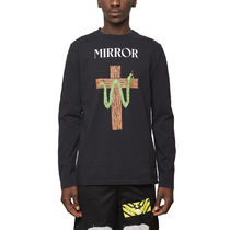 Off-White(オフホワイト) Tシャツ・カットソー 【関税負担】  OFF WHITE 17SS SNAKE MIRROR T-SHIRTS