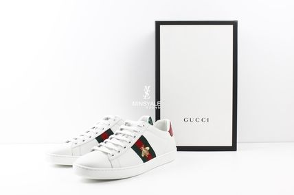 Ace embroidered sneaker[London department store new item]