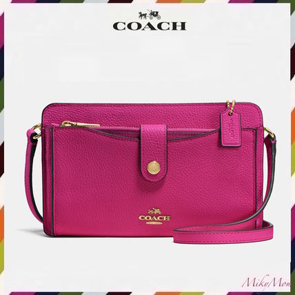 COACH Messenger popup messen 53529 (CERISE)