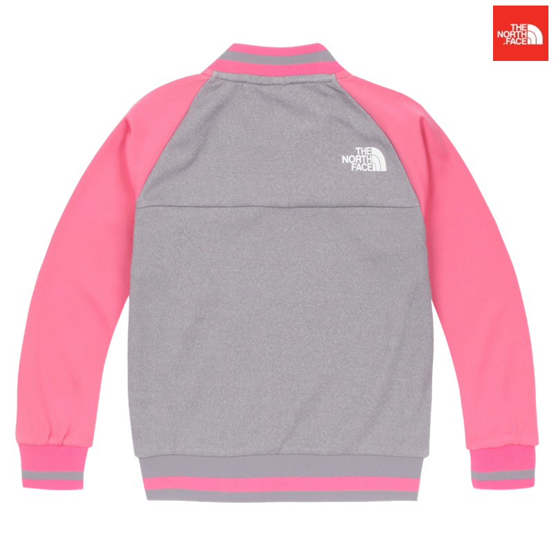 【日本未入荷】THE NORTH FACE K'S POLLY DOME TRAINING ZIP UP