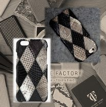 THE CASE FACTORY★iPhone6 / 6S  IPHONE 6/6S HARLEQUIN