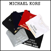 【即発3-5日着】MICHAEL KORS★FASHION BASICS★Tシャツ
