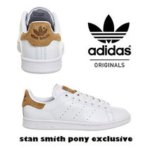 大人気の限定色!Adidas stan smith nude pony
