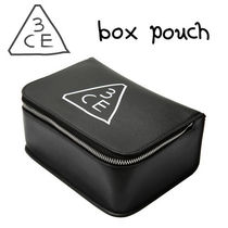 3CE■BOX POUCH/ボックスポーチ メイクアップ 化粧ポーチ