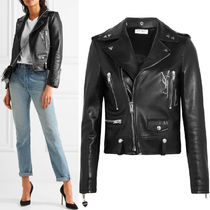 17SS WSL1033 CLASSIC YSL MOTORCYCLE JACKET