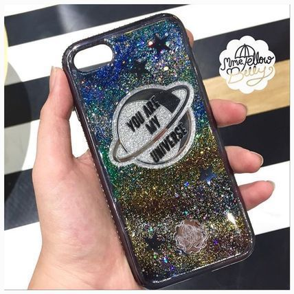 MME YELLOWBELLY iPhone・スマホケース 新作iphoneケース☆YOU ARE MY UNIVERSE☆追跡付(2)