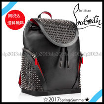 17New■Christian Louboutin■Explorafunk Backpack Black関税込