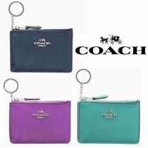 Coach(コーチ) パスケース Coach - Crossgrain Id  Purse