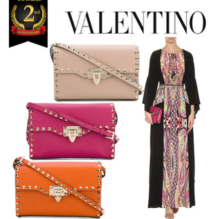 17th SS Valentino rock studded small cross-body