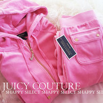 JUICY COUTURE リッチなベロアセットアップ☆