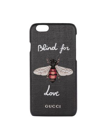 """【GUCCI】2017SS新作★""""Blind for LOVE"""" iPhone6/6sケース関税込"""